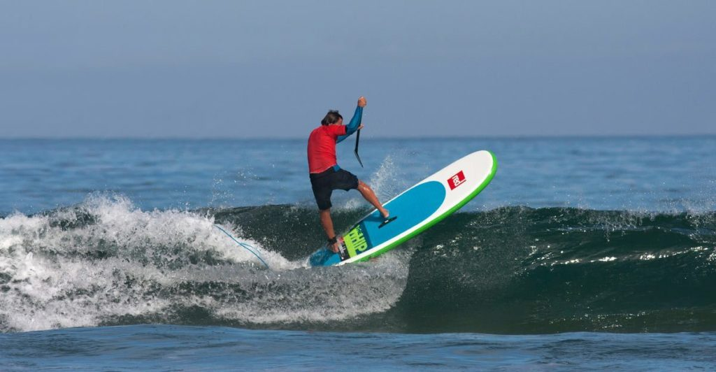 paddle gonflable surf