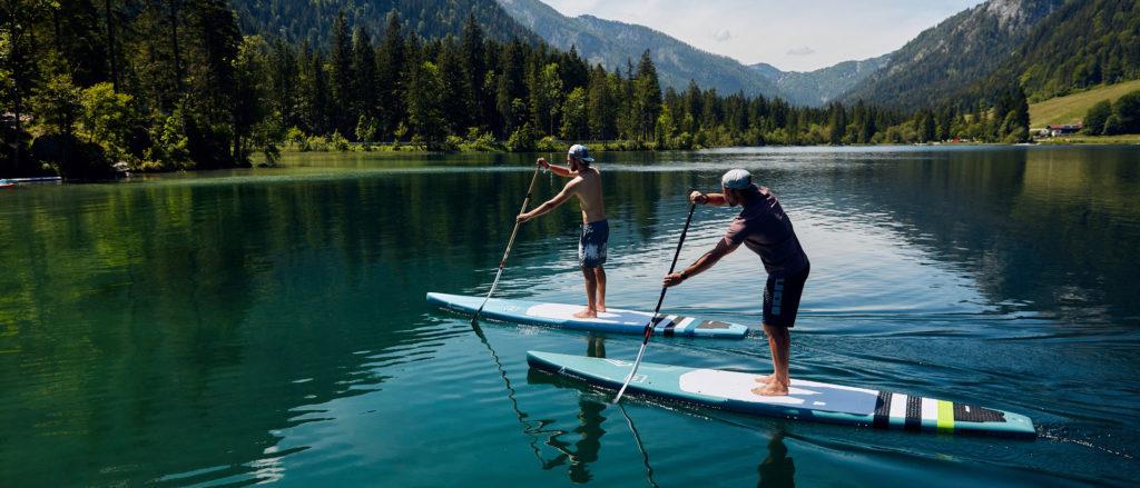 Fanatic paddle touring