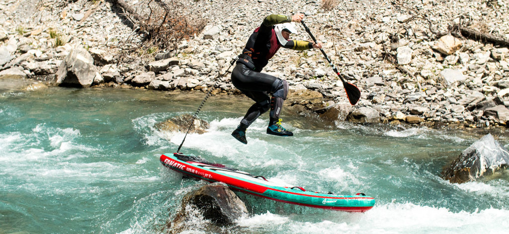 paddle riviere